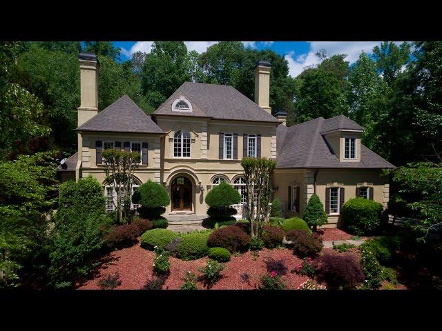 Stunning European Manor Home -  454 Brushstroke Ct.