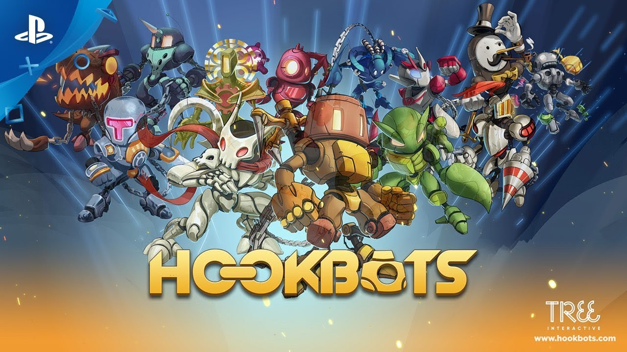5 Ways Hookbots Aims to Save Couch Multiplayer