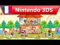 3 Cartes Amiibo Animal Crossing Happy Home Designer Série 1