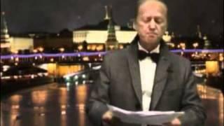 Михаил Задорнов, Михаил Задорнов поздравляет с новым годом!