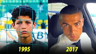 Cristiano Ronaldo - Transformation From 1 To 32 Years Old