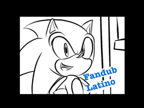 City escape by idolnya / mini comic/ Sonic the hedgehog