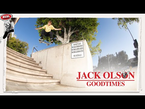 """preview image for Jack Olson's """"Goodtimes"""" REAL Part"""