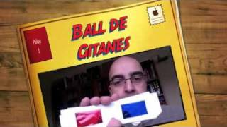 preview picture of video 'Ball de Gitanes 3D'