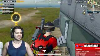Strictly 18+ PhonePe Paytm | Pubg Mobile Punju VS Petta | Live Stream #522