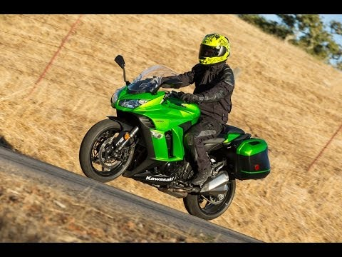 Kawasaki Ninja 1000 ABS - First Ride Review