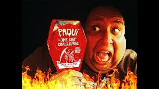 WORLD'S HOTTEST CHIP CHALLENGE! (#OneChipChallenge)~Carolina Reaper - Video Youtube