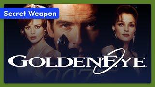 007: GoldenEye (1995) Trailer - Secret Weapon