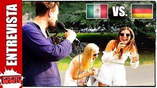 Esto Opinan los Alemanes sobre la Selección Mexicana 🔥 (Antes de México VS Alemania) ✌ WeroWeroTV