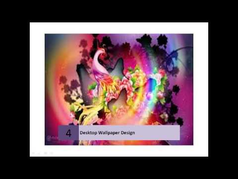 Designer collection of Desktop Wallpapers
