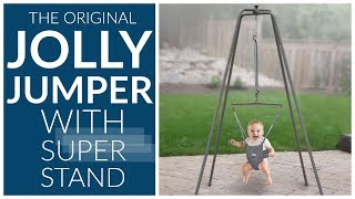 Jolly Jumper With Super Stand - Unboxing and setup