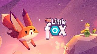 Маленькая ЛИСИЧКА The Little Fox Приключения Игра на Реакцию Детское Видео Мульт Игра
