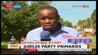 News Centre: Jubilee party primaries -  21st April,2017