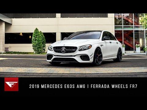 2019 Mercedes E63s AMG | LET THAT **** LOOSE | Ferrada Wheels