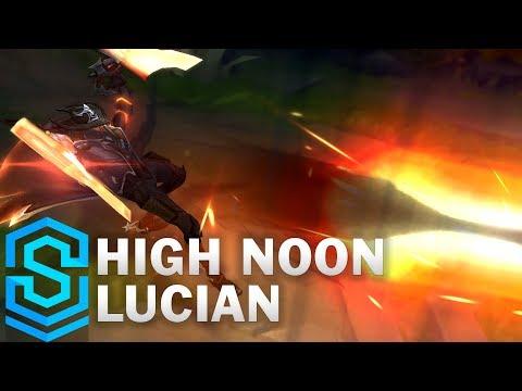 Giá trang phục Lucian Cao Bồi hình ảnh nền full HD mới đẹp nhất lmht lol