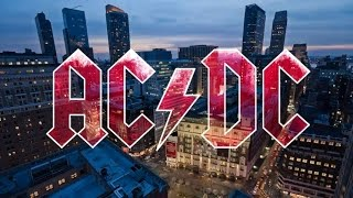 AC/DC Safe in New York City [video remix rhythm and dynamics] special edit