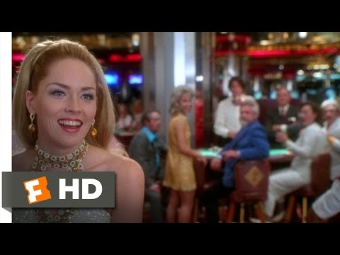 Casino (4/10) Movie CLIP - For Ginger, Love Costs Money (1995) HD