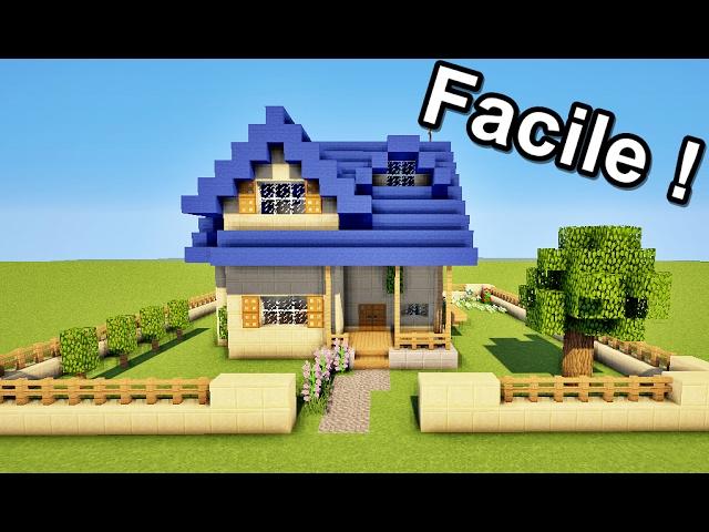 Tuto comment faire une maison comment faire un faux trou dans la main tuto - Comment faire une maison de luxe minecraft ...