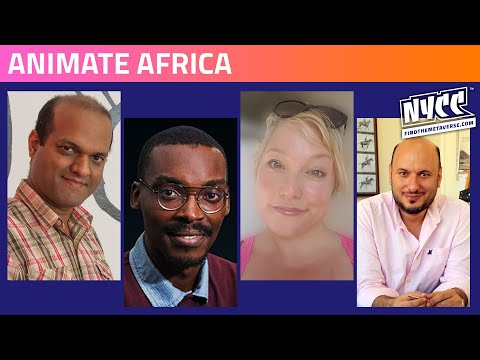 Animate Africa - Bringing New Voices to the Medium