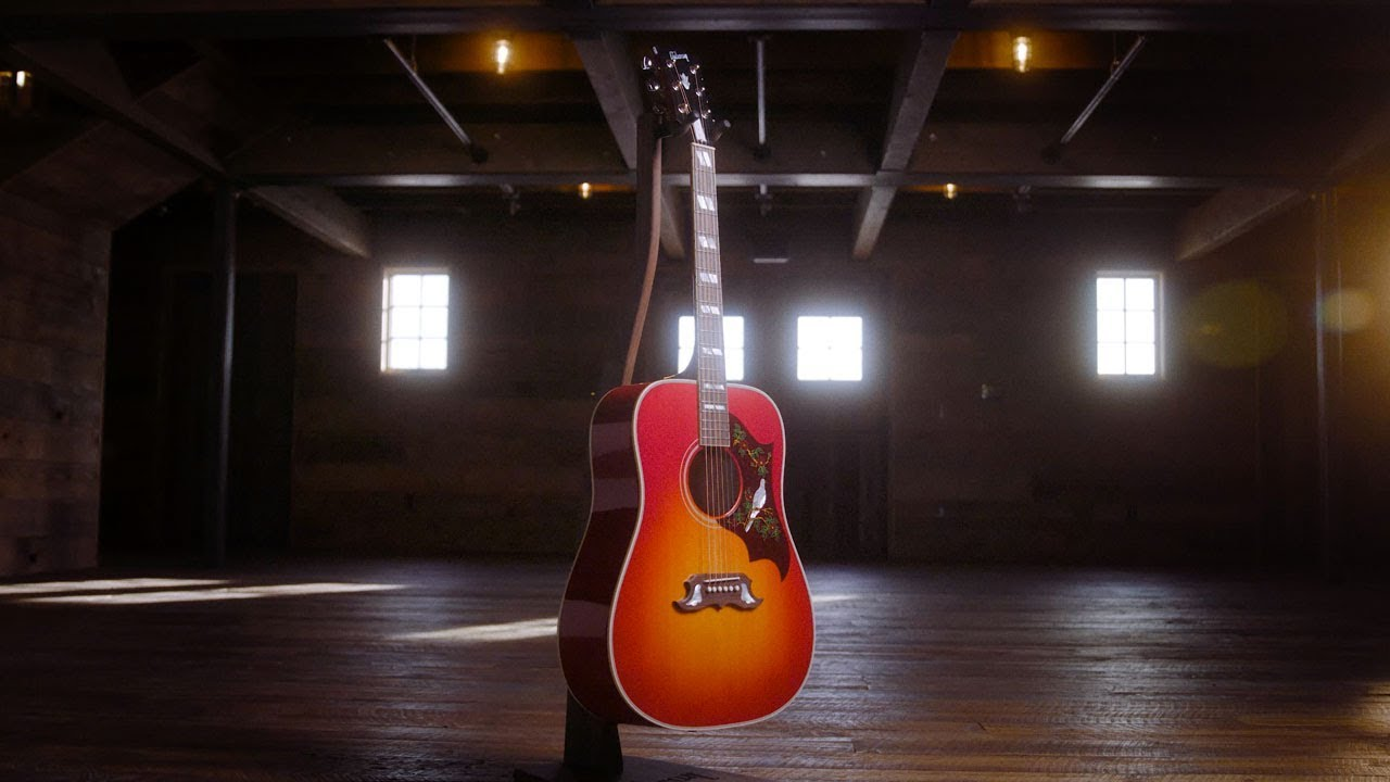Gibson Acoustics: Explore The New Original and Modern Collections