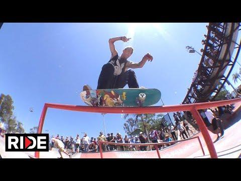 Birdhouse Demo - Linda Vista Skatepark - 2018