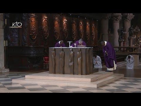 Messe du 2 mars 2018