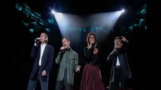 Fiesta - Miguel Rios, Joan Manuel Serrat, Ana Belén y Victor Manuel en directo