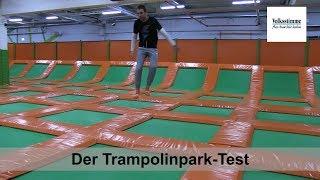 Trampolinpark - ein Test