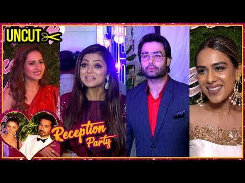 Rubina Dilaik And Abhinav Shukla Wedding Reception