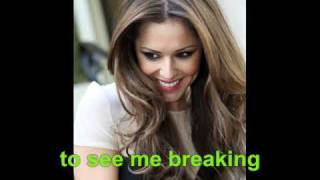 Rain On Me - Cheryl Cole - LYRICS ON SCREEN