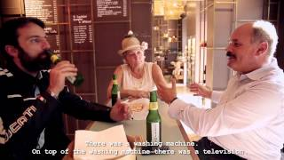 preview picture of video 'Oscar Farinetti, fondatore di Eataly con Rimini Street Food'