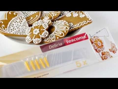 Торбички за пош Tescoma Delicia, 30 cm
