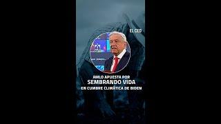 #Amlo #Biden #Conferencia #SembrandoVida #Cumbre #Climática #VideoVertical #Jueves #Presidente