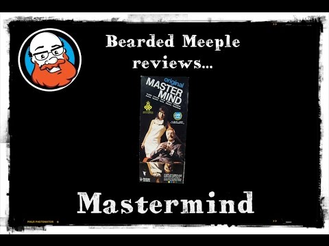 Bearded Meeple reviews Mastermind
