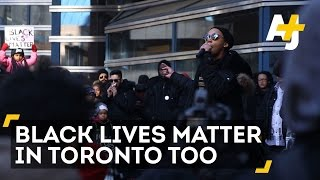 Black Lives Matter In Toronto