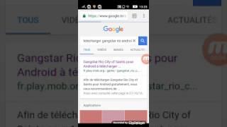 telecharger gangstar rio android