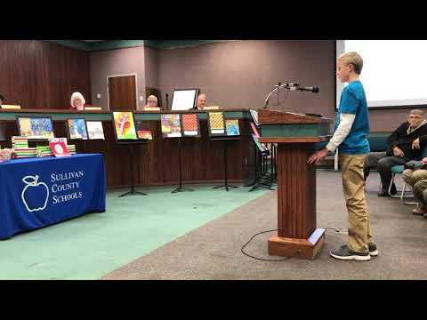 Video: Innovation Academy student Avery Padgett speaks against closing IA