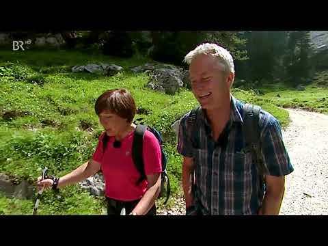 Werner Schmidbauer trifft Rosi Mittermaier - Gipfeltreffen