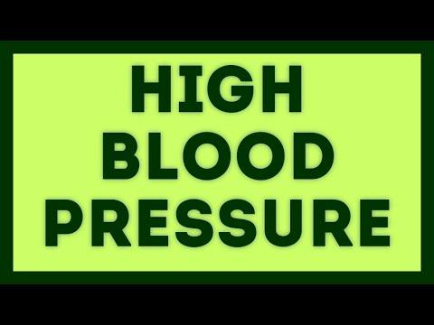 Si për të ngrënë për të humbur peshë hipertensionit