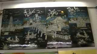Tâysơn.mỹnghệ.sàigòn.サイゴンホーチミン市の民芸品製作所