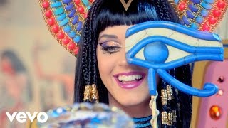 YouTube e-card Get Dark Horse feat Juicy J from Katy Perrys PRISM you want to play with magic Insert
