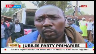 World View: Jubilee party primaries day one - [Part One] 21st April,2017