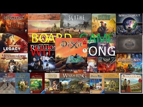 Board Game with A Song