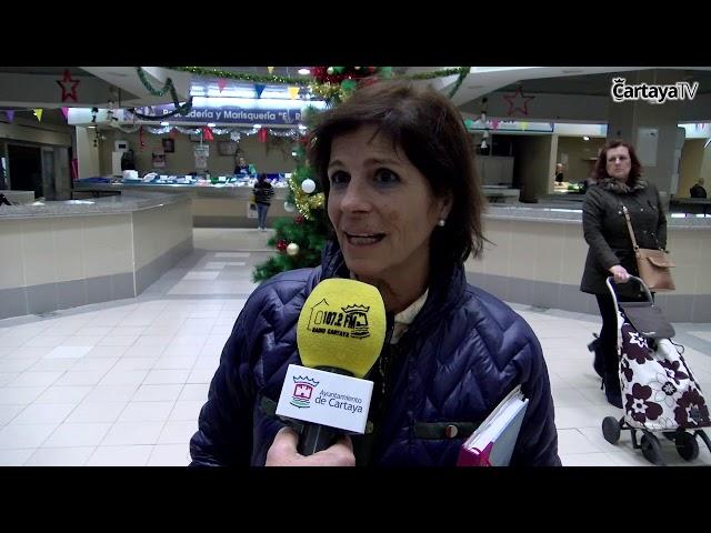SORTEO CHEQUE REGALO FERIA DE ARTESANÍA - NAVIDAD 2018