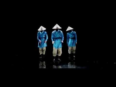 Quick Crew-nhóm nhảy mang hình ảnh nón lá Việt Nam đi khắp Thế Giới.quá tuyệt