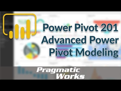 Power Pivot 201: Advanced Power Pivot Modeling - YouTube