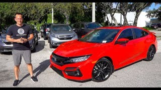 What Are The  MAJOR Changes For The 2020 Honda Civic Si?