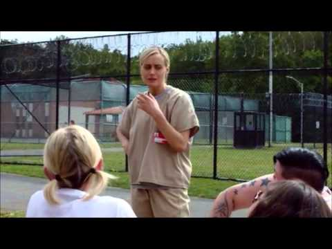 Piper's Panty Rant - Orange is the New Black - Season 3 Episode 8 -