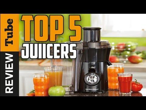 ✅Juicer: Top 5 Best Juicer (Buying Guide)