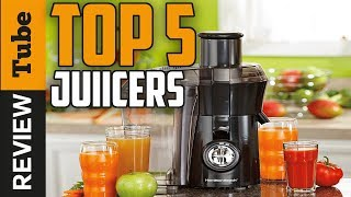 ✅Juicer: The best Juicer 2018 (Buying Guide)